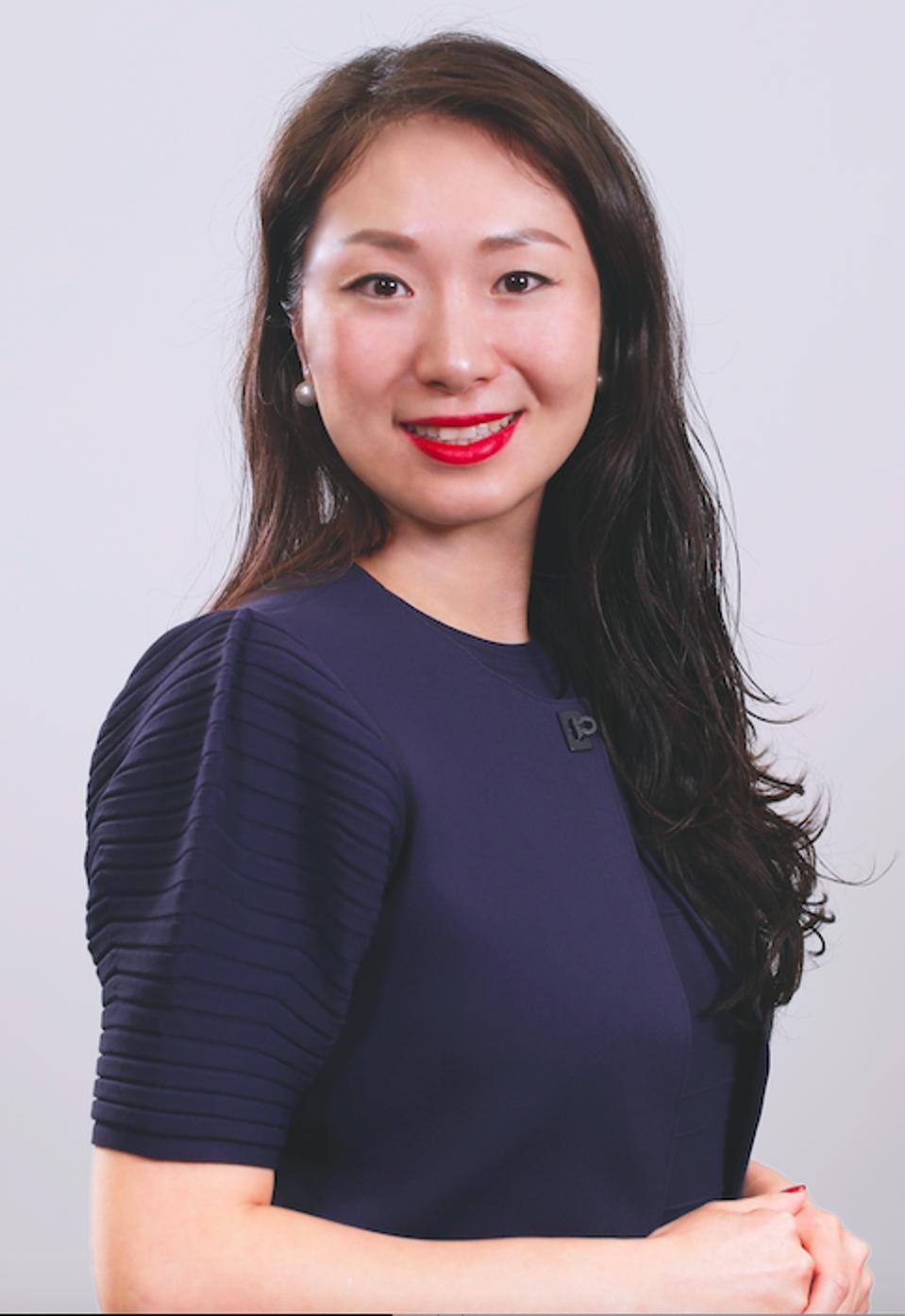 Helen Hai, Head of Binance Charity