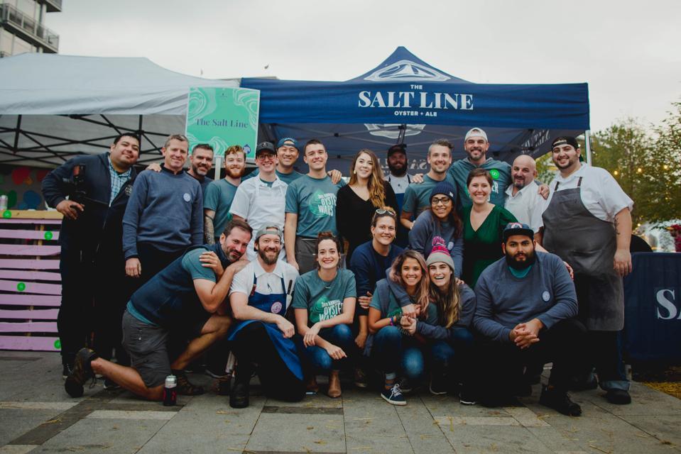The Salt Line staff