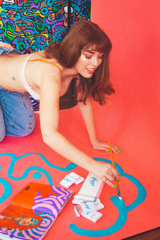 Emily Eizen Painting