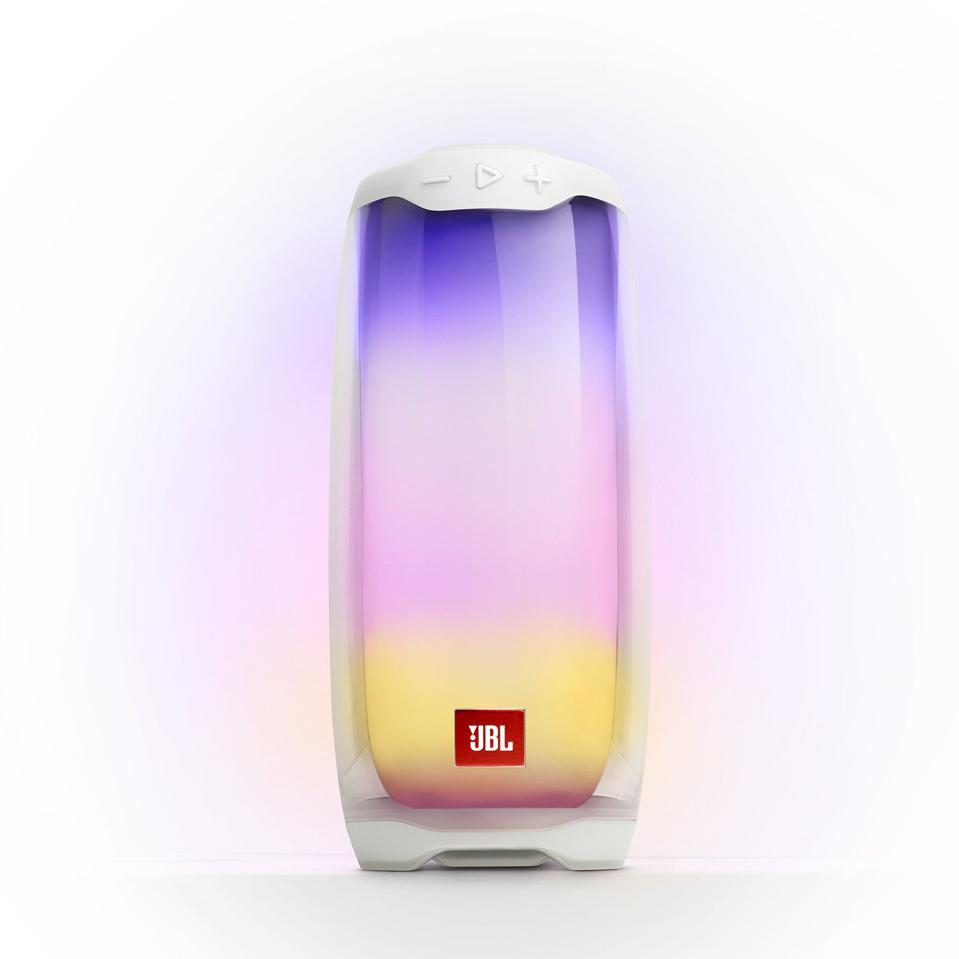 Best at-home cardio workout gift ideas for Mother's Day: JBL Pulse 4 Portable Bluetooth Speaker