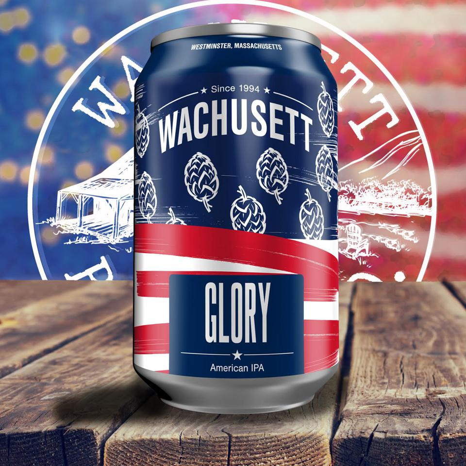 Wachusett Brewing Glory