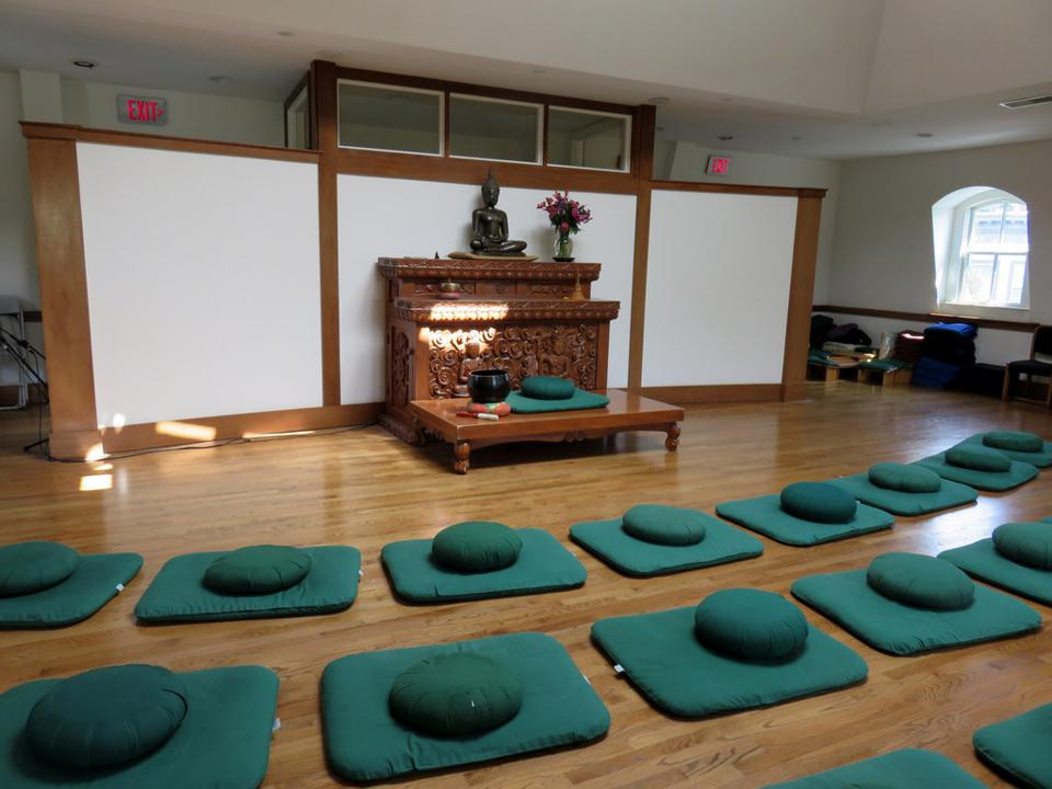 Cambridge Insight Meditation Center