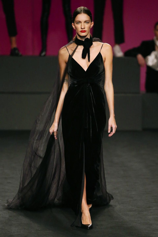 Georgian fashion designer Datuna