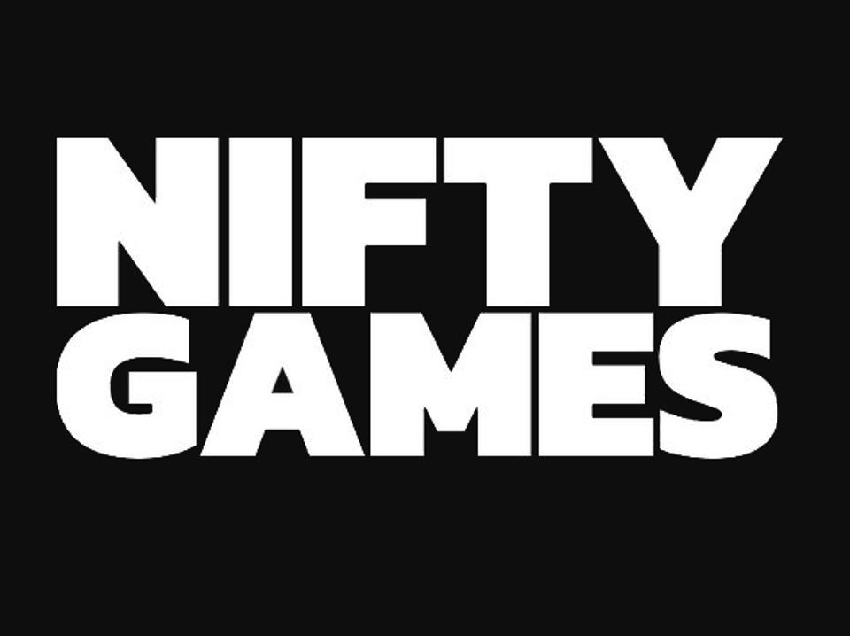 This is the logo for Nifty Games.