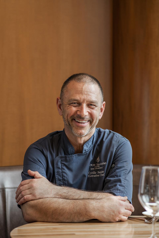 Chef Cyrille Pannier