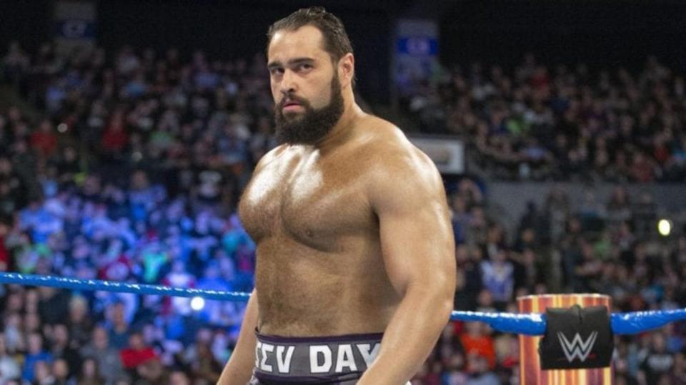 WWE Rusev Coronavirus COVID-19 Releases