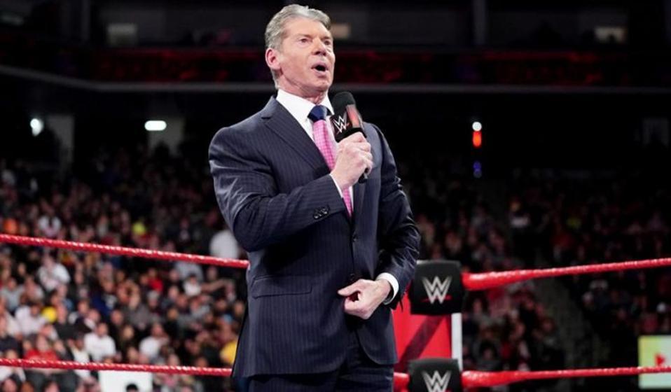 Vince McMahon WWE Coronavirus COVID-19 Cutbacks Releases 2020