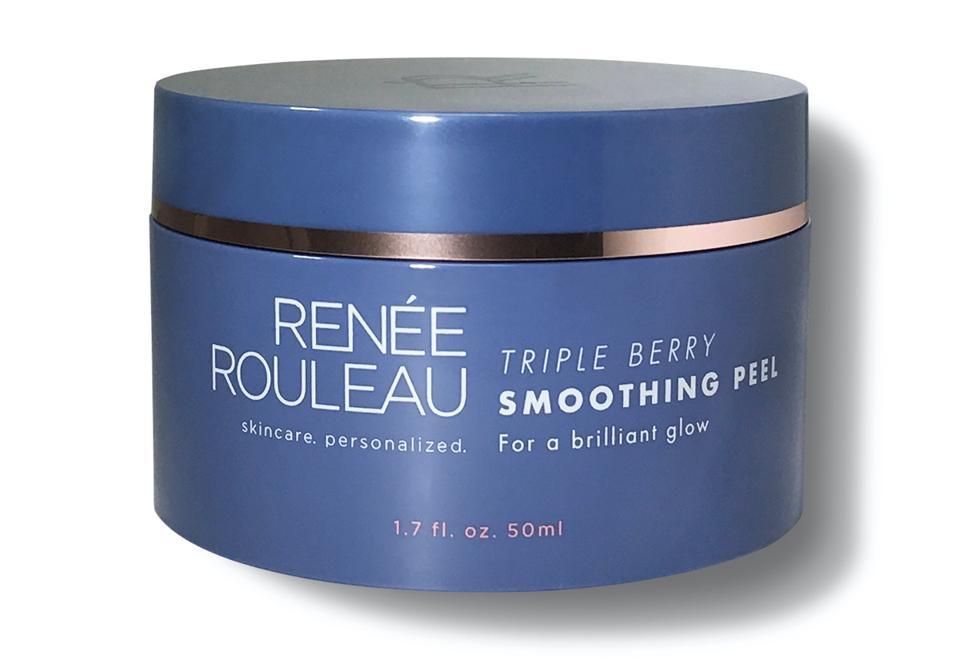CBD Oil Renee Rouleau Triple Berry Smoothing Peel