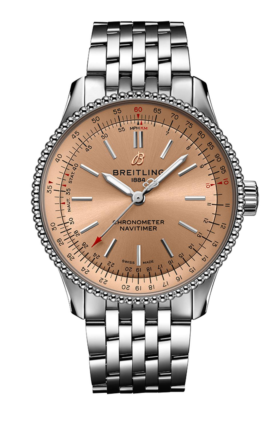 The Breitling Navitimer Automatic 35.