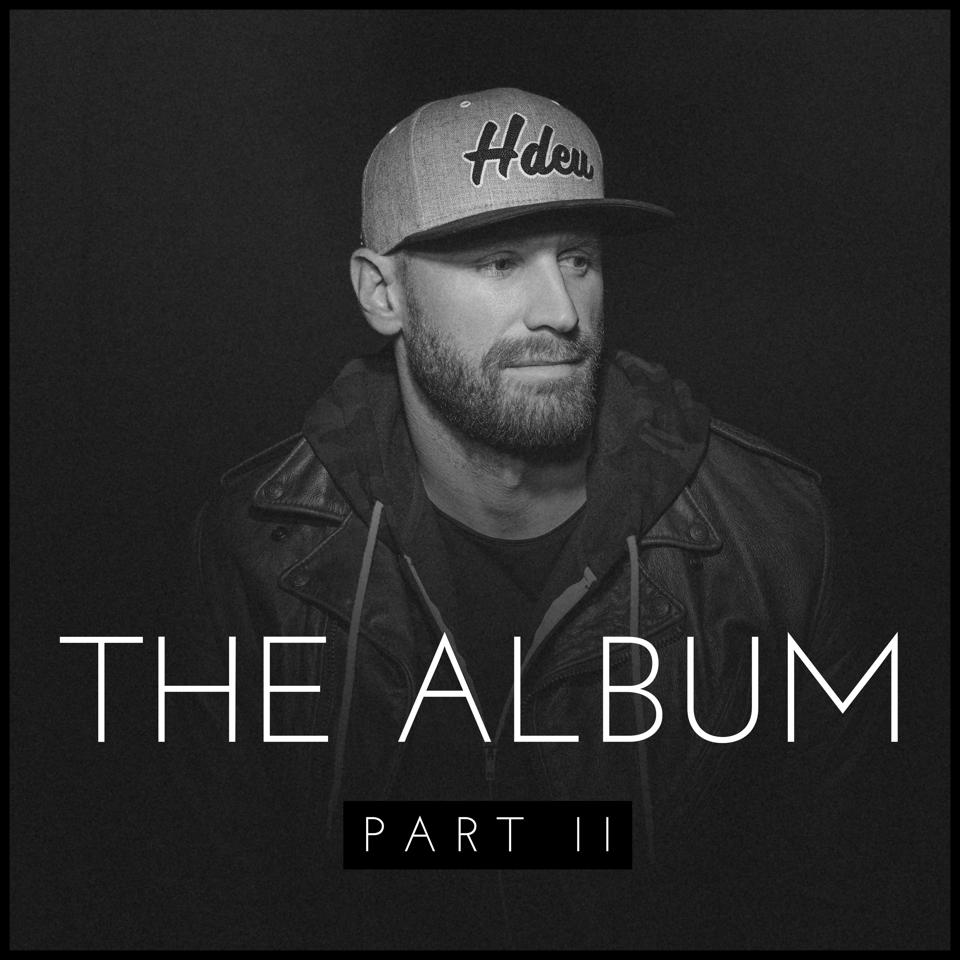 Chase Rice's ″The Album, Part II″ set for release May 15th