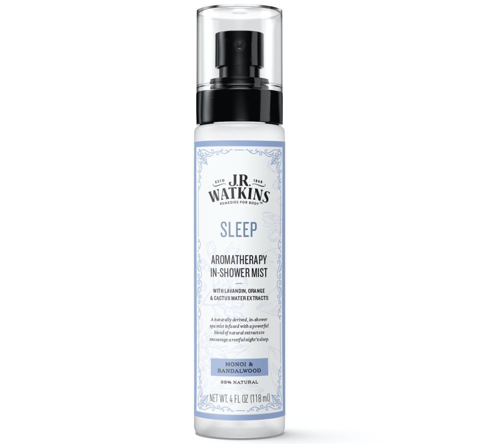 CBD Oil J.R. Watkins SLEEP Aromatherapy In-Shower Mist