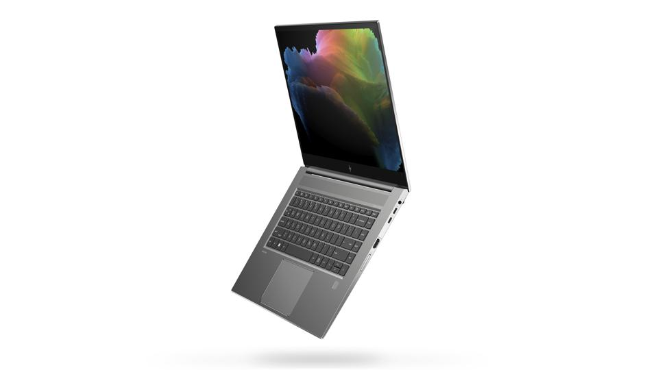 An image of the HP ZBook Laptop