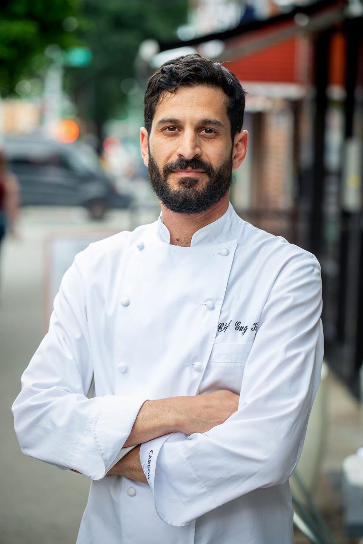 Chef Guy Kairi