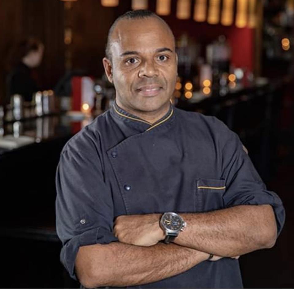 Chef Richard Farnabe