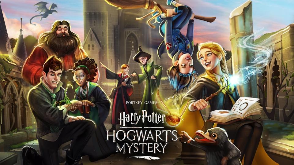 Harry Potter: Hogwarts Mystery, by Jam City and Portkey Games
