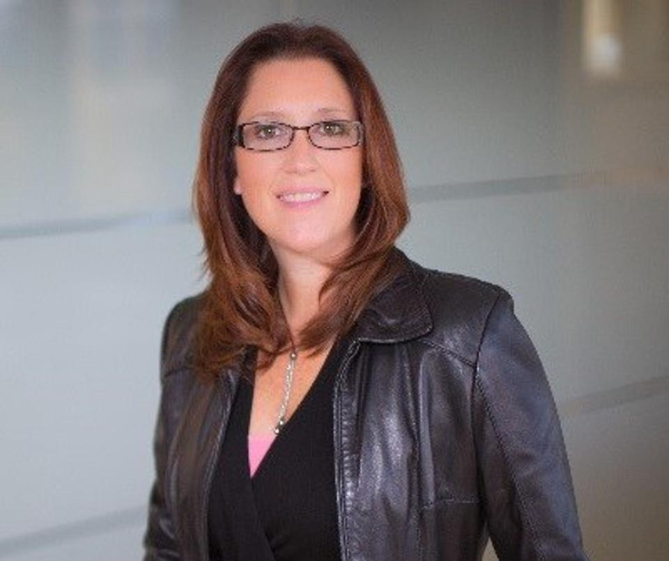 Lori Hodges, vice president of North America risk for Visa