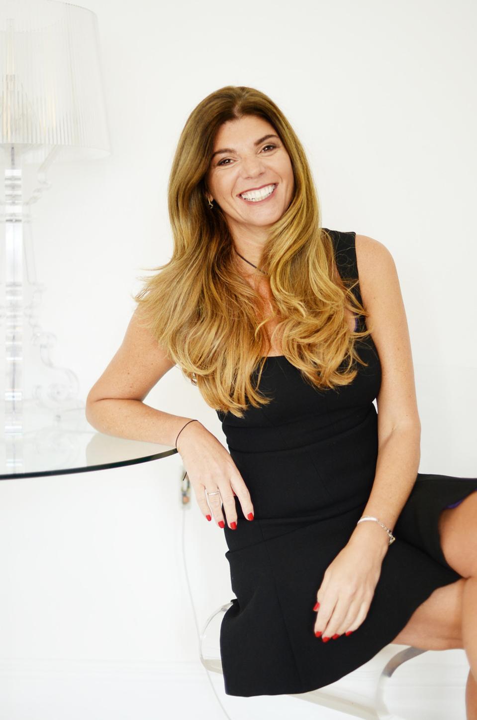 Melinda Nicci, founder of Baby2Body