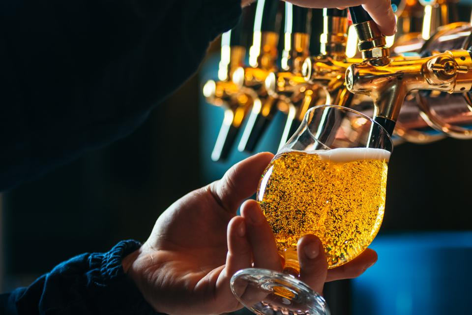 Draft beer relies on carbonation, as does anything with bubbles in a can.