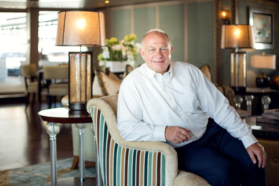 Burgess CEO Jonathan Beckett talks about the state of the superyacht industry.