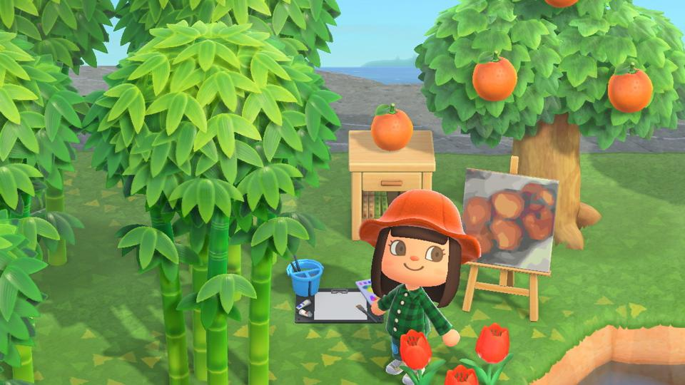 Animal Crossing Here Are 149 705 Qr Codes For Custom Designs From Famous Art