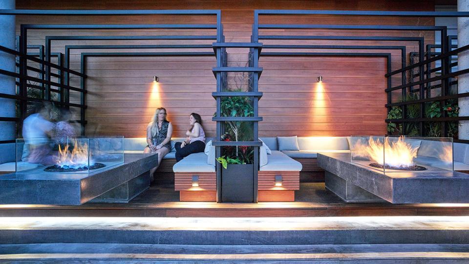 In Toronto's Andaz Hotel