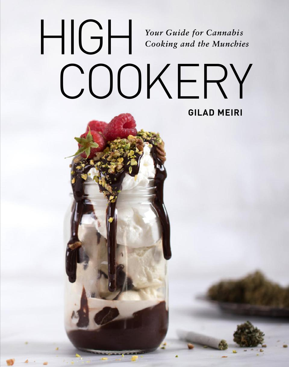 Cover for High Cookery.