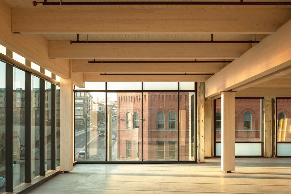 Platte Fifteen office building by Oz Architecture in Denver, CO