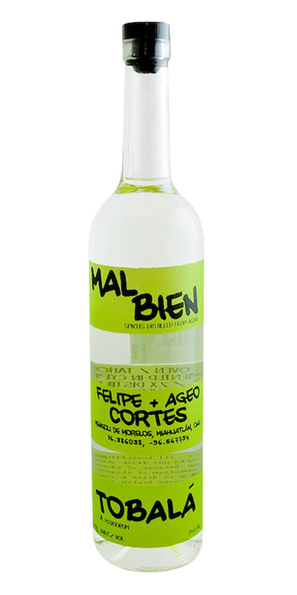 Mal Bien Tobala Mezcal_Best Mezcals Cinco de Mayo