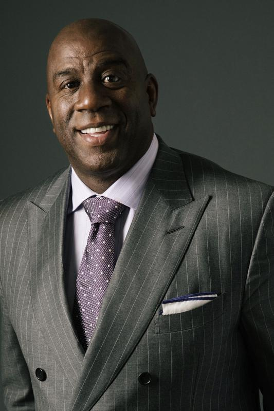 Magic Johnson, Uncharted Power board member.