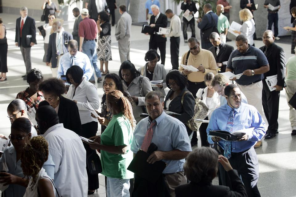 Raleigh Capital Area Workforce Development Board Job Fair
