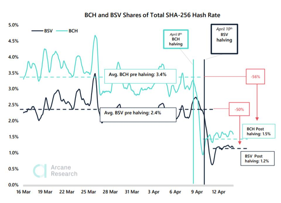 bitcoin, harga bitcoin, separuh bitcoin, bitcoin uang tunai, bitcoin SV, grafik