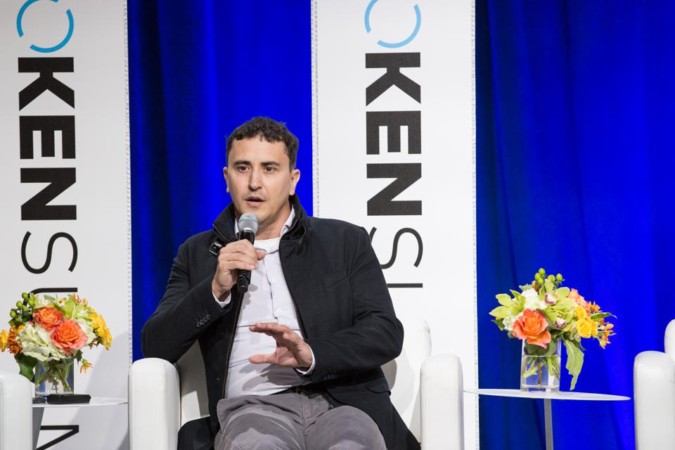 Emin Gün Sirer, Founder and CEO of Ava Labs, speaking in his role as Co-Director of IC3
