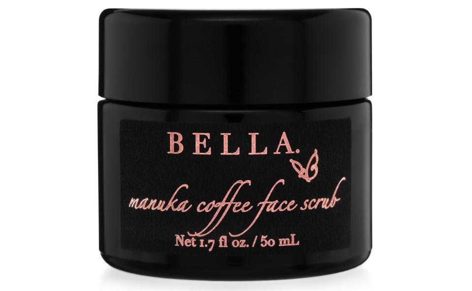 BELLA SKIN BEAUTY Manuka Coffee Face Scrub