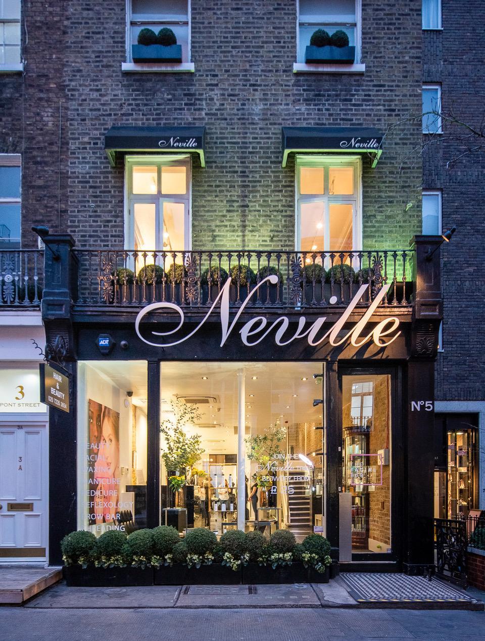 Neville Hair & Beauty
