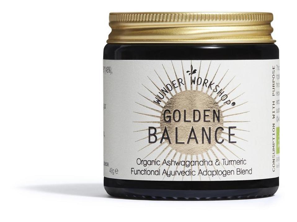 Golden Balance Organic Ashwagandha