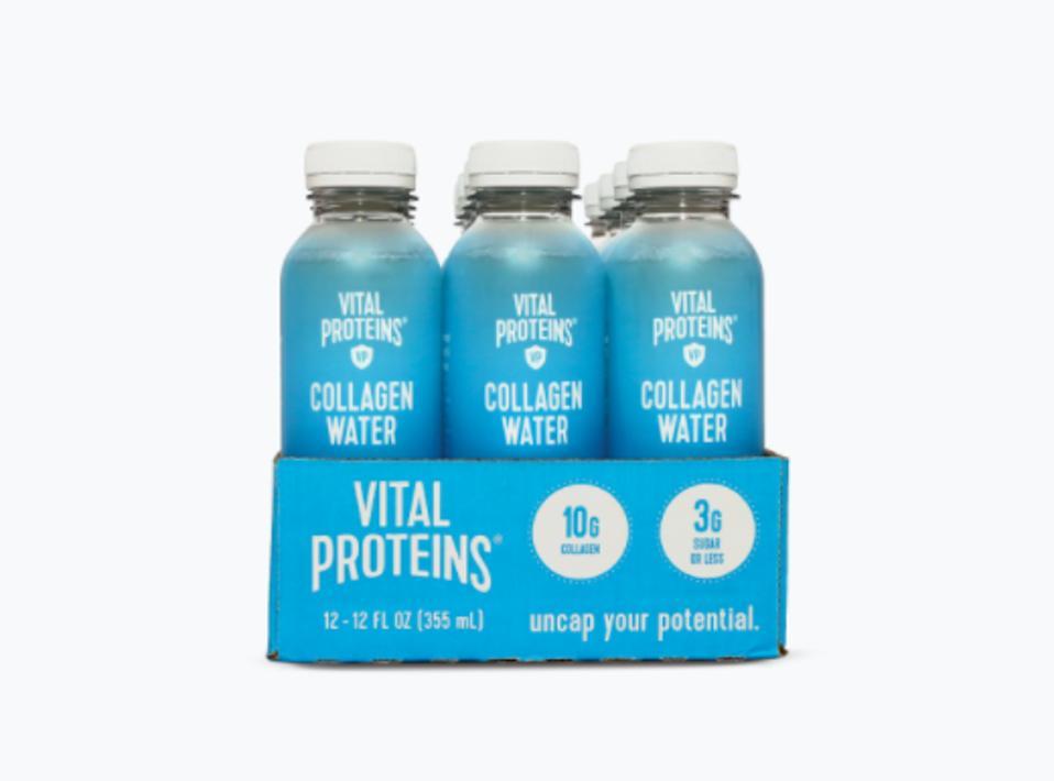 Vital Proteins Collagen Water.