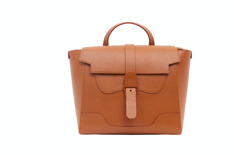 Senvere bag