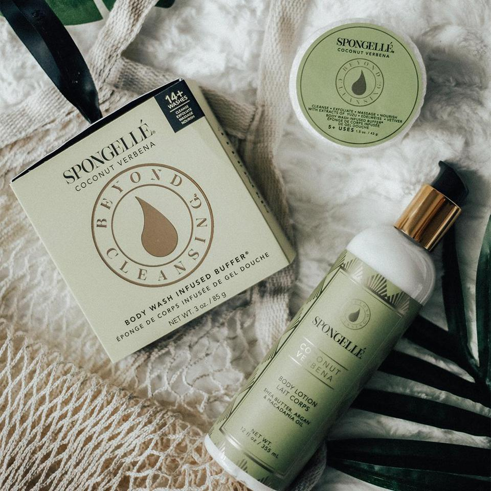 all-natural spa gift sets. mother's day gift guide