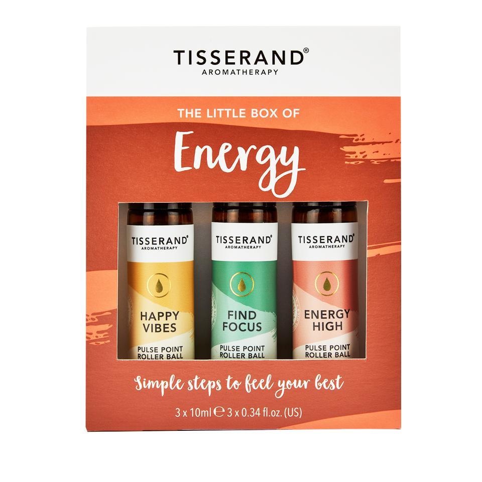 Little box of energy roller ball by Tisserand