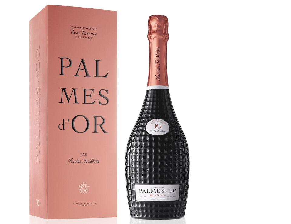 Nicolas Feuillatte Palmes d'Or Rosé Champagne Mother's Day Gift Guide Wine
