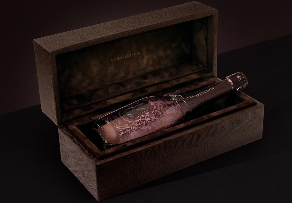 Mod Sélection Rosé Champagne Mother's Day Gift Guide Wine Brent Hocking Drake Box