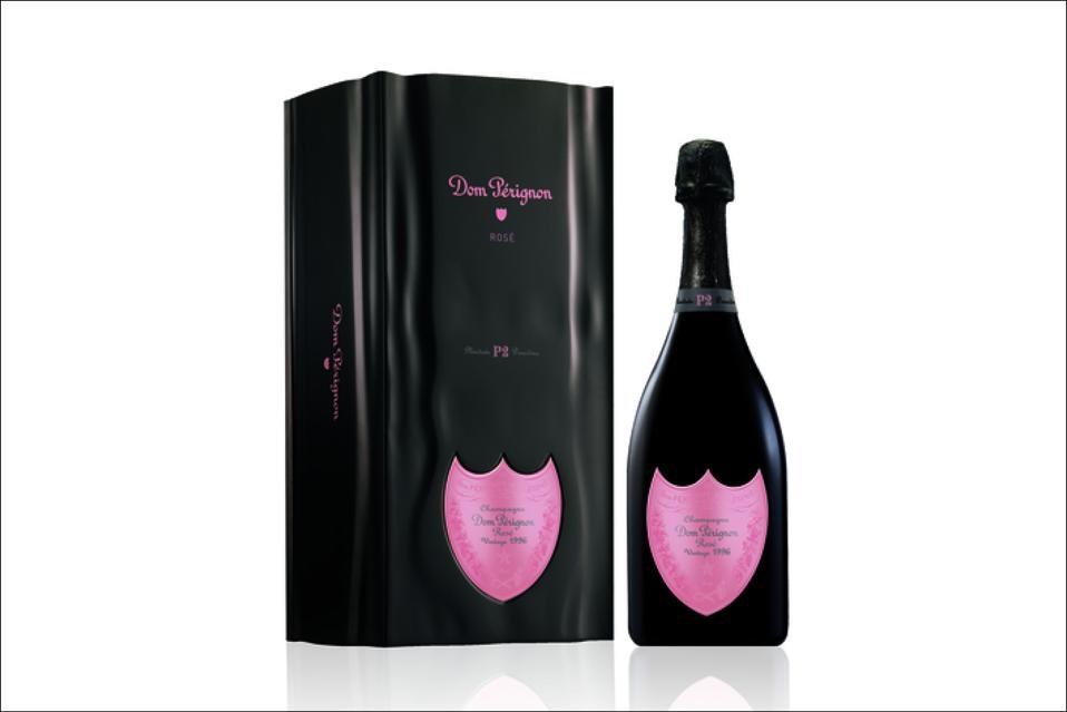 Dom Pérignon P2 Rosé 1996 Champagne Mother's Day Gift Guide Wine Premium Luxury