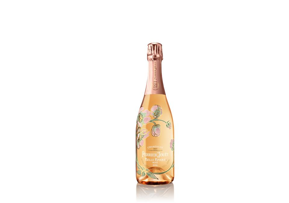 Perrier-Jouët Belle Epoque Rosé Champagne 2006 Mother's Day Gift Guide Luxury Wine