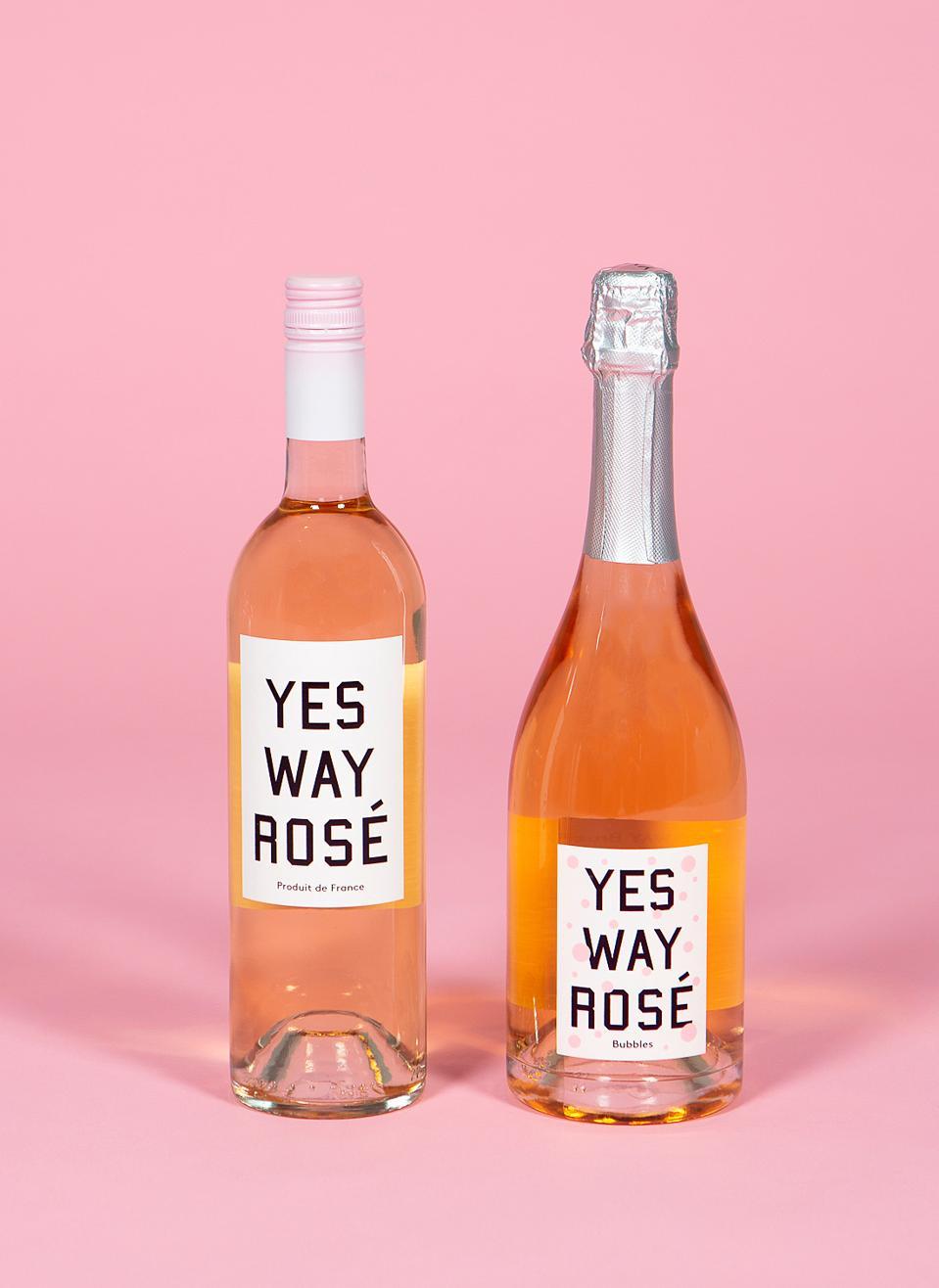 Yes Way Rosé.