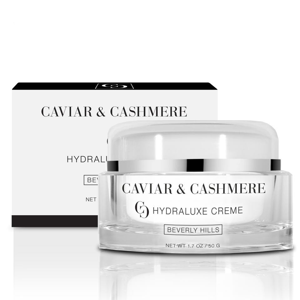 Caviar & Cashmere HydraLuxe Creme.
