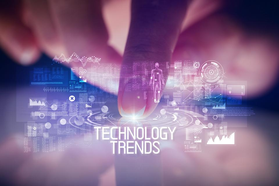 Seven Technology Trends For 2021