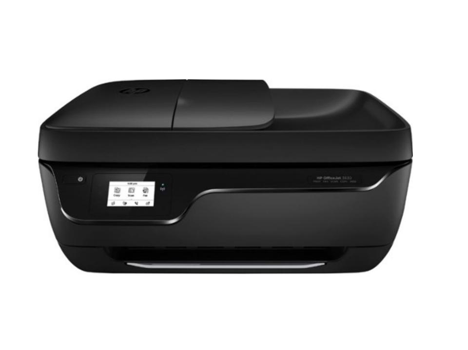 HP OfficeJet 3830 Wireless All-In-One Instant Ink Ready Printer Black K7V40A#B1H Best Buy