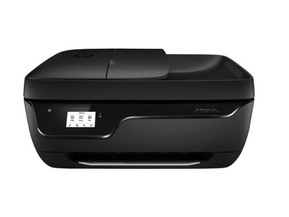 HP OfficeJet 3830 Wireless All-In-One Instant Ink Ready Printer Black K7V40A#B1H Best Buy