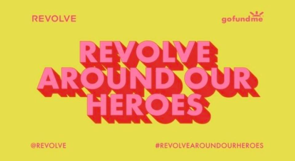 Revolve Around Our Heroes.