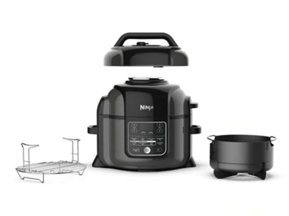 Best Air Fryer - Ninja® Foodi™ 6.5 qt. Pressure Cooker with TenderCrisp™